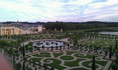 Versailles in Île-de-France..I have seen many castles...this is the best.