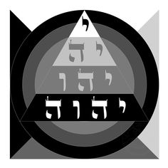 Biblischer Gottesname Yod-Heh-Vau-Heh Picture Sizes, Names, Wisdom, Abstract, Evolution, Instagram, Illustration, Art, Healing