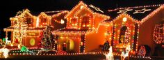 Outdoor Christmas Lights   Cool Christmas Lights from around the World   Cool Things   Pictures ...