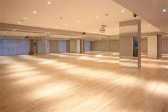 In HOME DANCE Studio.
