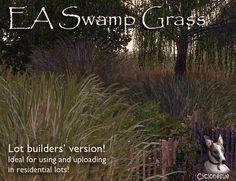 *AMBITIONS REQUIRED*  The new swamp rushes in Ambitions' Twinbrooks town are wonderful, but you can only use them in Edit Town mode, meaning you can't add them to any specific lot and have the...