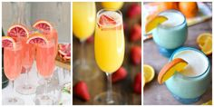 13 Next-Level Mimosas You'll Love  - CountryLiving.com