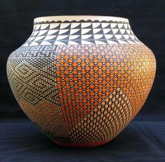 Melissa Antonio Acoma Pottery