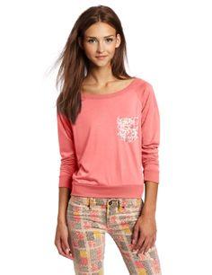 Jolt Juniors Three Quarter Sleeve Sweatshirt $16