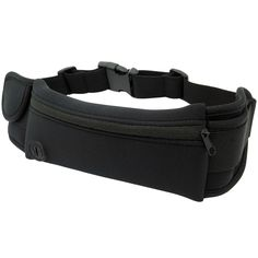 Running Waist Belt Pack-Water Resistant Adjustable Runners Belt Fanny Pack for Hiking, Race, Marathon, Climbing, Fitness. LIGHTWEIGHT AND HANDS FREE - A small and convenient waist belt pack made of light-weight durable Neoprene fabric. Designed to hold all your necessities in a close and secure waist belt pack - you can store your most valuable items such as keys, cell phone, earphones, credit cards, cash, snacks, and anything else you might need on your excursions. MULTIPLE STORAGE…