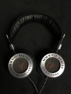 https://www.spiritlabsheadphones.com  MMXVII R NHOORD AUDIO DRIVE