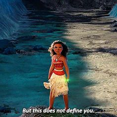 Moana Every time this moment makes me bawl like a little baby so thanks for that lol SAME GIRL SAME Disney Dream, Disney Girls, Disney Love, Disney Magic, Walt Disney, Moana Disney, Disney Stuff, Marvel Dc, Disney Marvel