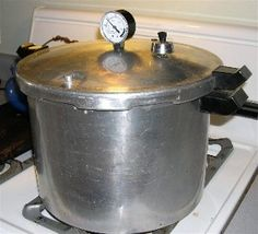 pressure canner how to