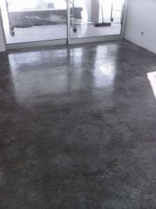Stained Concrete Acid Floors Painted Painting Art