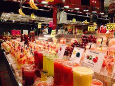 #Boqueria #Juices - #Barcelona