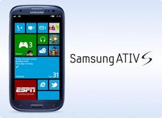 Samsung apresenta novo smartphone com Windows Phone