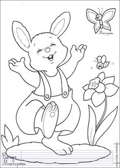 Pour imprimer ce coloriage gratuit «coloriage-lapin-1», cliquez sur l'icône Imprimante situé juste à droite