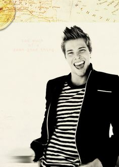 Hunter Parrish. So good in the latest 'The Good Wife.'