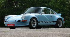 "1987 Porsche 911 ""G"" - 2.8 RSR Recreation"