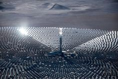 For the first time, solar thermal can compete with natural gas during nighttime peak demand