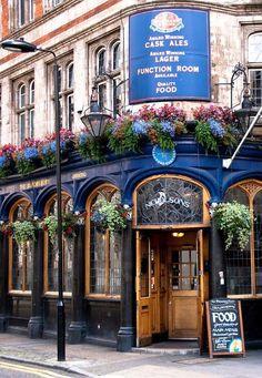 Inghilterra- Londra-Bloomsbury Tavern