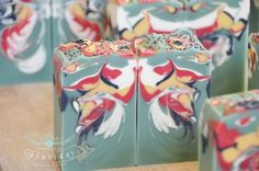 """This is a guest post. Zahida is the creative force behind Handmade in Florida, a soap company known for its award winning designs (including the """"Butterfly Swirl"""") and beautiful colors. In addition to gorgeous soap, Zahida is renowned in soapy communities for her eye catching product photography and is sharing her top 5 tips to …"""