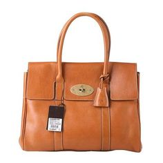 5aead2637c24 Womens Mulberry Standard Bayswater Leather Shoulder Bag Light Coffee For  Sale Outlet