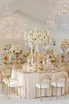 24 Wonderful Wedding Tent Ideas For A White Wedding ❤ See more: http://www.weddingforward.com/wedding-tent/ #weddings
