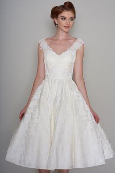 LouLou Bridal Wedding Dress LB189 Lillie