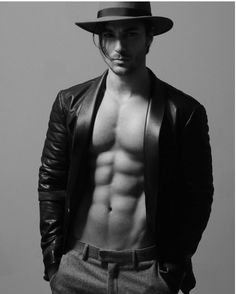 Iranian model, Hamid Fadaei.