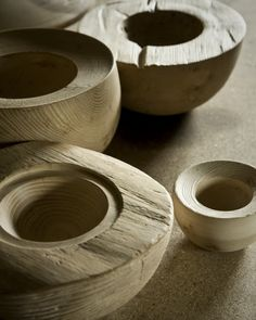 Woodturning art by Maciek Gasienica Giewont
