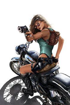 Lara by Terribilus.deviantart.com on @deviantART