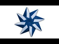 Learn how to fold a variety of origami designs from simple to complex with instructional video tutorials by Evan Zodl. Origami Lucky Star, Origami 3d Star, Origami Yoda, Origami Ball, Origami Dragon, Origami Fish, Origami Design, Origami Instructions, Origami Tutorial