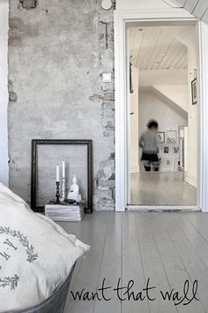 3 Skillful Cool Ideas: Attic Remodel Home Decor attic architecture master suite.Old Attic Rooms attic cinema room. Grey Floorboards, Painted Floorboards, Painted Floors, Attic House, Attic Rooms, Attic Spaces, Attic Playroom, Attic Floor, Attic Apartment