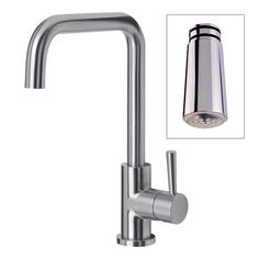 Introducing the Mel Glo LED mixer tap from Mayfair, built with high quality…