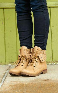 22a418328e42ab Women s Z London Bobo Combat Lace Boot