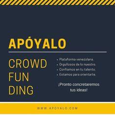 Tus ideas concretadas asesoramiento para tu proyecto patrocinantes y recompensas. #Crowdfunding @apoyalo #TeamKode