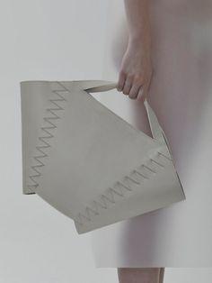 Braid-inspired Bags - Agnes Kovacs