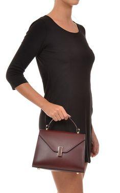 0c6f9e22bc67 Cocosa - Leather 3072 Top Handle Bag Vino