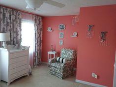 pink peach nursery