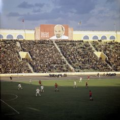 Central Lenine Stadium 1966