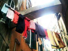 I vicoli di #Genova. Foto di Silvia Grego.