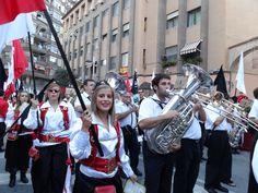 Piratas Villena. Fiestas Moros y Cristianos