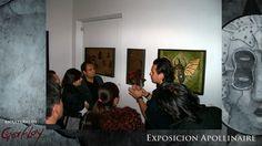 Exposición en Galería Apollinaire