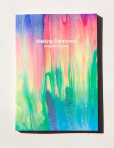 I like the concept of a rainbow melting.