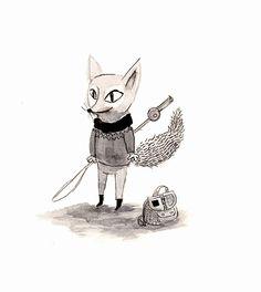 Foxy Fisherman
