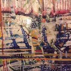 More work on 'Family Christmas'........#studio #enamel #resin #fineart #photography #whitewall_lab #plasticpropaganda #jezgiddings #contemporaryart #inspired #freedom  #art #fineart #symmetry #painting #instaart #instapic #christmas #contemporaryart