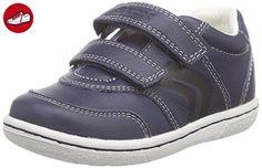 Geox B Flick Boy C, Baby Jungen Lauflernschuhe, Blau (C4366DK Navy/LT Blue), 25 EU