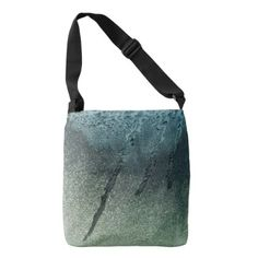 First Frost Photographic Art Crossbody Bag - photography gifts diy custom unique special