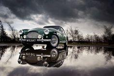 Aston Martin by Tim Wallace:
