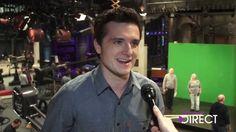 'Hunger Games' Star Josh Hutcherson On Hosting SNL