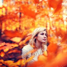 Wow wow wow, that is one incredible autumn portrait