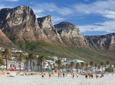 Camps Bay Beach - The Best Beaches in Cape Town, South Africa - Condé Nast Traveler