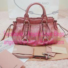 d3d3e296bb09 MIU MIU Classic Veitello Lux Crossbody Bag - Loto ♥ ➭ We provide free  international shipping ➭ Facebook   Angels Love Bags ➭ Email ...