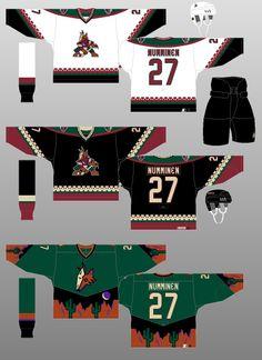303df1c60 Phoenix Coyotes 1998-99 - The (unofficial) NHL Uniform Database Arizona  Coyotes